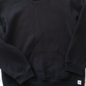 Youth XL Black Russell Athletic Hoodie